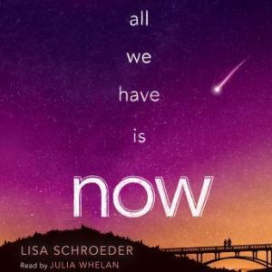 All We Have is Now, Lisa Schroder