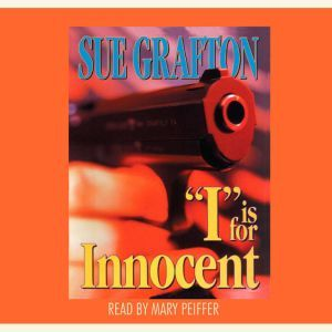 I Is For Innocent, Sue Grafton