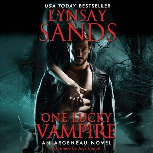One Lucky Vampire, Lynsay Sands