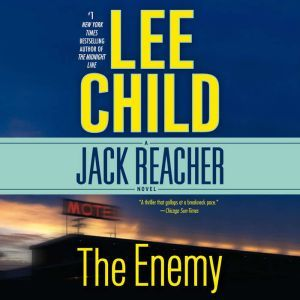 The Enemy A Jack Reacher Novel, Lee Child
