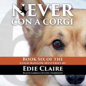 Never Con a Corgi, Edie Claire