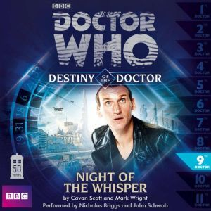Doctor Who - Destiny of the Doctor - Night of the Whisper, Cavan Scott