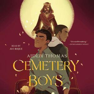 Cemetery Boys, Aiden Thomas