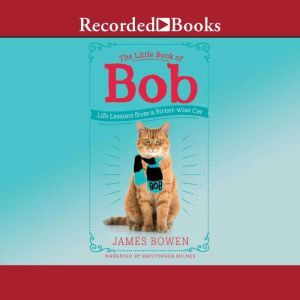 The Little Book of Bob: Life Lessons from a Streetwise Cat, James Bowen