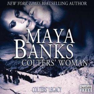 Colters' Woman, Maya Banks