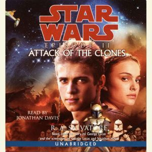 Star Wars: Episode II: Attack of the Clones, R.A. Salvatore