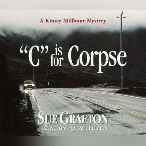 C Is For Corpse, Sue Grafton