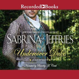 Undercover Duke, Sabrina Jeffries