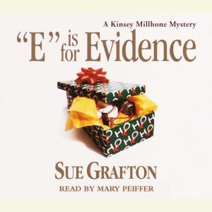 E Is for Evidence, Sue Grafton