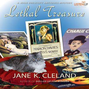 Lethal Treasure, Jane K. Cleland