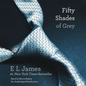 Fifty Shades of Grey, E L James
