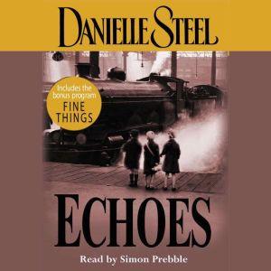 Echoes, Danielle Steel
