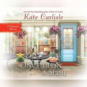 Once Upon a Spine, Kate Carlisle