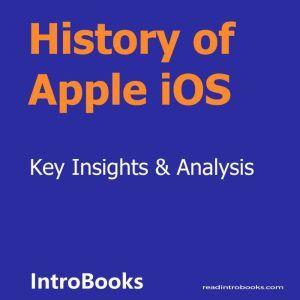 History of Apple iOS, Introbooks Team