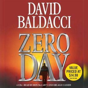 Zero Day, David Baldacci