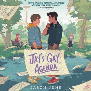 Jay's Gay Agenda, Jason June