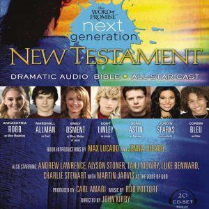 Word of Promise Next Generation - New Testament Dramatized, Marshall Luke Allman