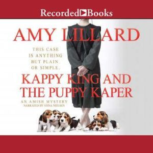 Kappy King and the Puppy Kaper, Amy Lillard