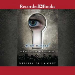 Keys to the Repository, Melissa De La Cruz