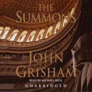 The Summons, John Grisham