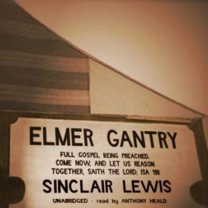 Elmer Gantry, Sinclair Lewis