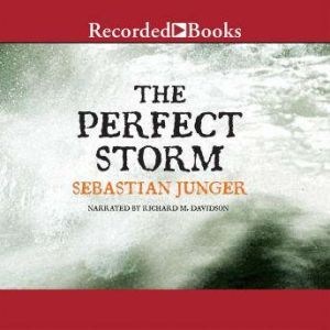 The Perfect Storm A True Story of Men Against the Sea, Sebastian Junger