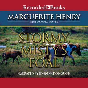 Stormy, Misty's Foal, Marguerite Henry