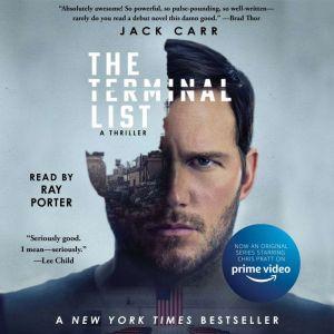 The Terminal List A Thriller, Jack Carr