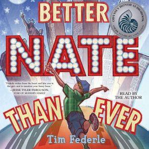 Better Nate Than Ever, Tim Federle