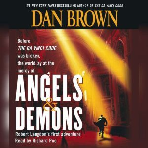 Angels & Demons, Dan Brown