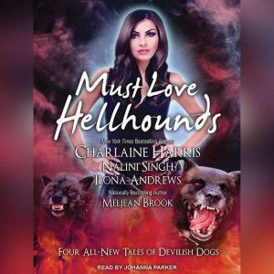 Must Love Hellhounds, Ilona Andrews