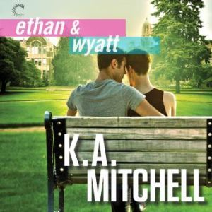 Ethan & Wyatt: Getting Him Back; Boyfriend Material; Relationship Status, K.A. Mitchell
