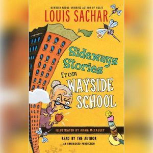 Sideways Stories from Wayside School, Louis Sachar