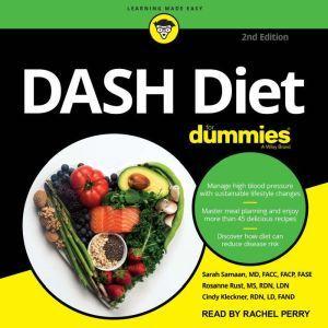 DASH Diet For Dummies: 2nd Edition, RDN Kleckner