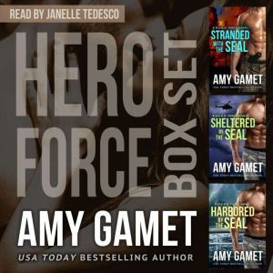HERO Force Box Set Books One - Three, Amy Gamet