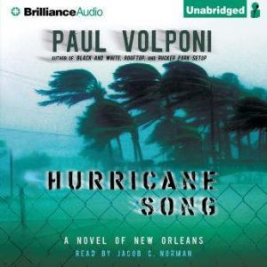 Hurricane Song: A Novel of New Orleans, Paul Volponi