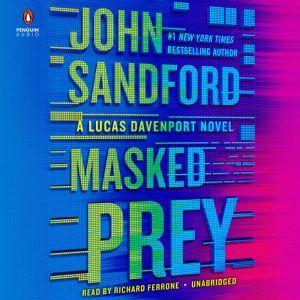 Masked Prey, John Sandford