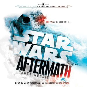Aftermath: Star Wars: Journey to Star Wars: The Force Awakens, Chuck Wendig