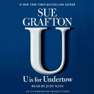U Is For Undertow, Sue Grafton