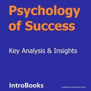 Psychology of Success, Introbooks Team