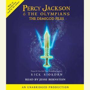 Percy Jackson: The Demigod Files, Rick Riordan