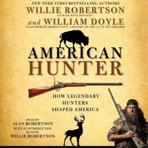 American Hunter, Willie Robertson