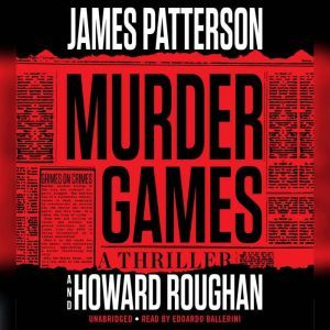 Murder Games, James Patterson