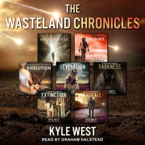 The Wasteland Chronicles The Post-Apocalyptic Box Set, Kyle West