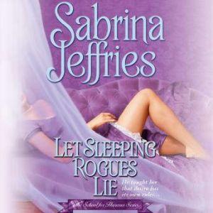 Let Sleeping Rogues Lie, Sabrina Jeffries