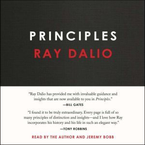 Principles Life and Work, Ray Dalio