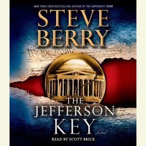 The Jefferson Key, Steve Berry