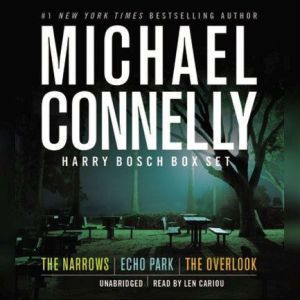 Harry Bosch Box Set, Michael Connelly
