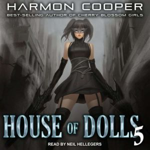 House of Dolls 5, Harmon Cooper