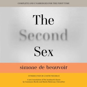 The Second Sex, Simone De Beauvoir